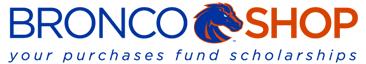 Boise State Books logo