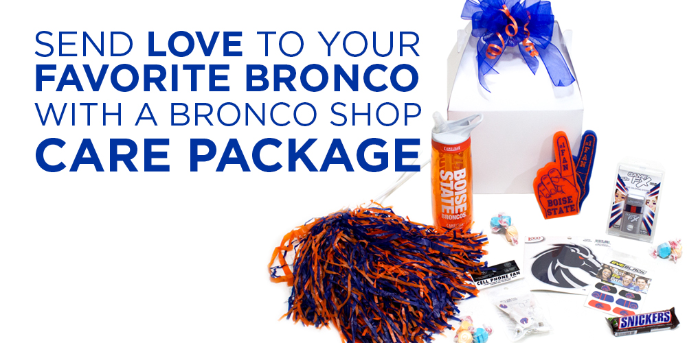 Welcome boise state books check out bronco shop care packages fandeluxe Choice Image